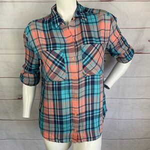 Express long sleeve button down the size XS